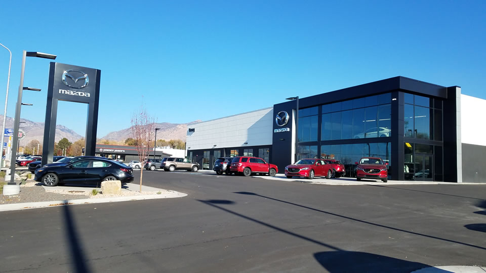 Young Mazda Auto Dealership - South Ogden